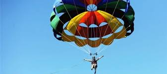 10 minute parasail experience my