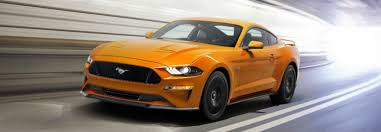 ford mustang exterior colors