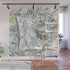 good old giant wall mural by