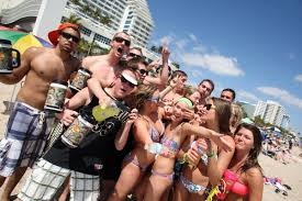 spring break bars in fort lauderdale