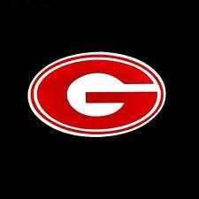 University Of Georgia Alumni Strip Vinyl Decal Car Window Sticker Uga Bulldogs For Sale Online Ebay
