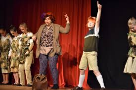 James and the Giant Peach Jr. | occhildrenstheatre