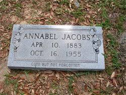 Annabel Jacobs (Oxendine) (1883 - 1955) - Genealogy