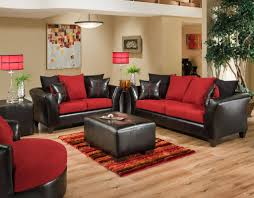 10 red and black living room ideas 2020