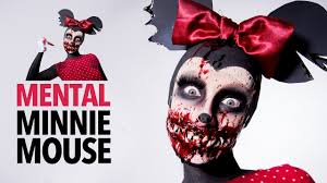 minnie mouse costume face makeup