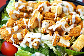 wendy s salads healthy fast food