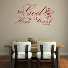 Religious Wall Decals Inspirational Decor For Church School Home Office
