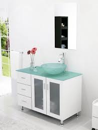 39 inch vessel sink bathroom vanity
