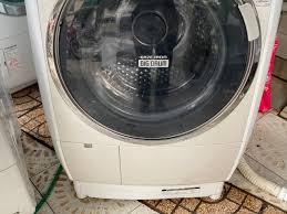 Máy giặt Hitachi BD-V9500 10kg sấy 6kg đời 2013, Heat Recycle, Econavi, màu  champange - chodocu.com