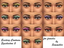 mod the sims exciting contours