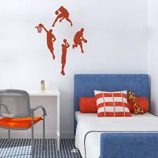 Basketball Player Wall Decals Basketball Decals Wall Decal World