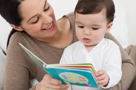 Cómo leer cuentos a los niños menores de 1 año - Aprender Juntos
