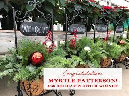 And the winner is... MYRTLE PATTERSON!... - Shelmerdine Garden Center |  Facebook
