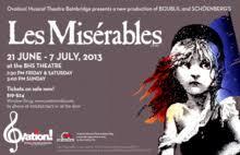 LES MISERABLES - Ovation! Musical Theatre Bainbridge