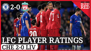 Chelsea 2-0 Liverpool - reaction and analysis as Reds dumped out ...