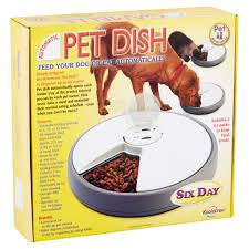 koolatron 6 day automatic pet feeder