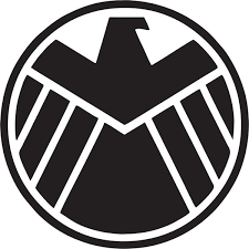 Marvel S H I E L D Decal Sticker Marvel Shield Decal