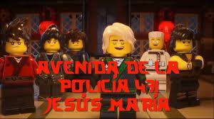 Lego Ninjago Video Tarjeta Invitacion Digital De Cumpleanos