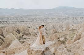 Cappadocia, Turkey Couple Session | Nellie & Han - Leura Film ...
