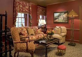 leopard print bedding in family room