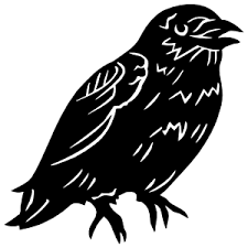 Crow Car Stickers And Decals