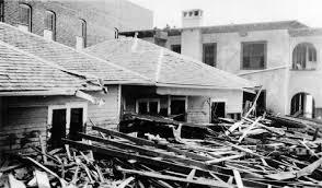 the hurricane of 1919