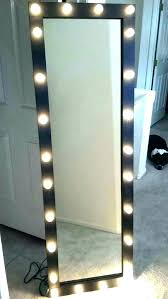 makeup mirror stylish stand up vanity
