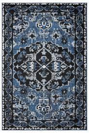 black and blue at rug studio