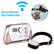 Justpet Wireless Dog Fence Training Collar 2 In 1 System Stablest Signal Pet Greatodeal Online