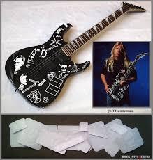 Guitars Stickers Rockstickers Artfire Shop