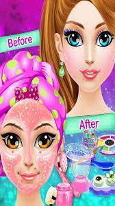 wedding planner salon princess makeup