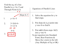 ppt parallel perpendicular lines
