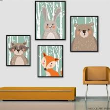 Little Ones Spaces Free Shipping Decoration Wall Children Kids Nursery Paintings Kid Room Decor Nursery Wall Art