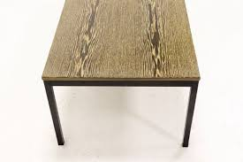 kw series wenge coffee table by martin