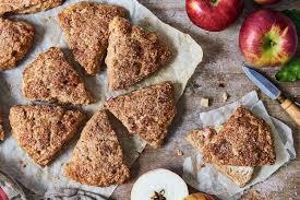 fresh apple cinnamon scones king