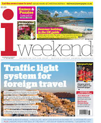 Newspaper headlines: 'Green light for ...