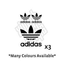 Adidas Domed Sticker Black 3d Effect Gel Overlay Resin Stickers Sport 40mm Archives Statelegals Staradvertiser Com