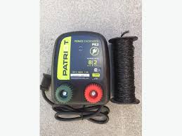 Patriot Electric Fence Energizer Oak Bay Victoria Mobile