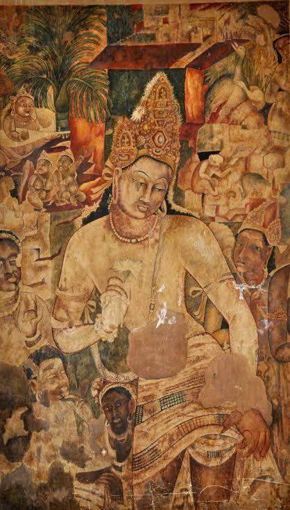 Padmapani, Ajanta
