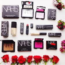 nars makeup haul review swatches and