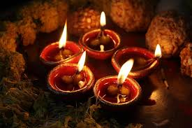 flower, sweets, yellow, red, diwali, hinduism, light, lamp, hindu,  traditional, festival | Pikist