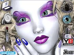 snow fairy makeover game play