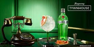 tanqueray gin s new pop up bar is only