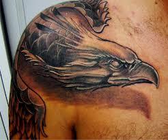 Phoenix Tattoo On Shoulder Phoenix Tattoo Tattoos For Guys