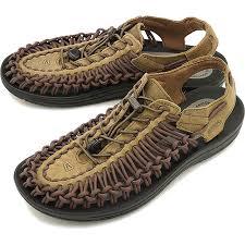 keen kean unique leather sandal men