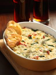 Crab, Spinach and Artichoke Dip ...