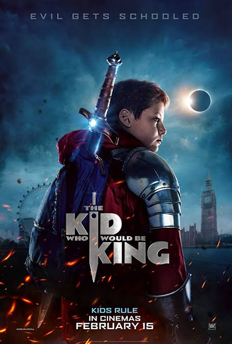 Download The Kid Who Would Be King (2019) (Hindi 5.1 + English) Dual Audio Bluray 480p 720p x264 | 1080p Hevc 10bit
