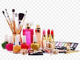 ings of cosmetics beauty parlour