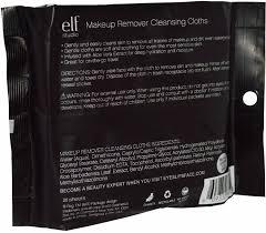 elf makeup remover cloths review