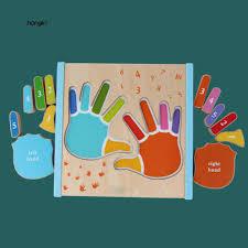 Đồ chơi giáo dục khối gỗ hình học màu sắc cho bé giảm chỉ còn 181,000 đ